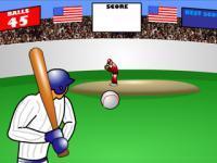 Frapper batte rapide au Baseball