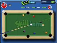 Jeu de billard Pool Jam