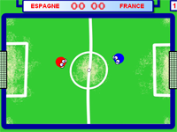 Match de foot en 1 contre 1