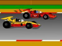 Course de voiture Formula 1
