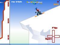 Jeu snowboard