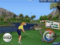Golf en 3d