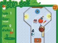 Jeu de golf maison