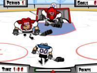 Hockey goals