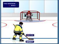 Jeu de hockey 3d