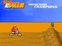 Champions au motocross