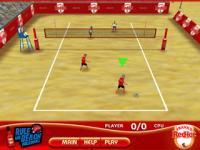 Jeu de volley
