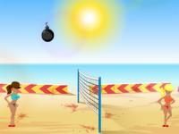 Jeu de Beach Volley