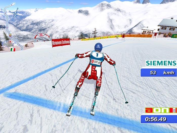 ski challenge 2006 tsr